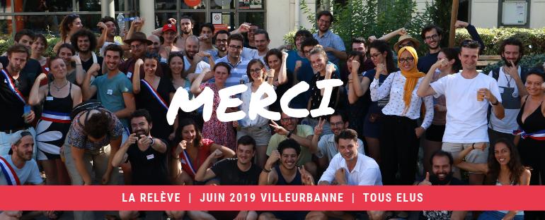 Villeurbanne : 100 jeunes réunis pour se lancer en politique en 2020 !