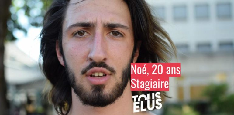 6 semaines de stage à Tous Elus : les coulisses !