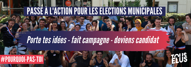 jeunes politique municipales elections