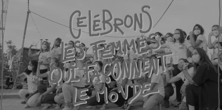 Au festival Empow'Her : l'émerveillement de Charlotte